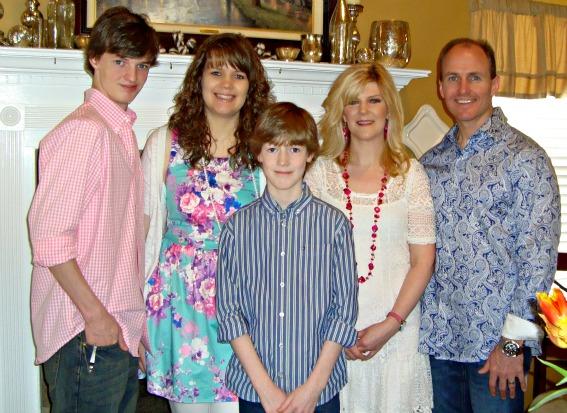Gratehouse Family - Easter 2013