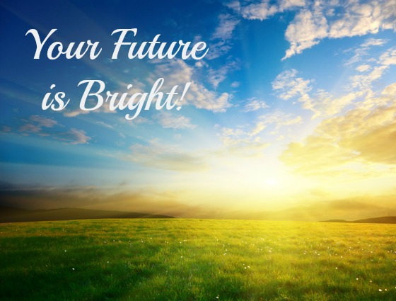 the future is bright essay