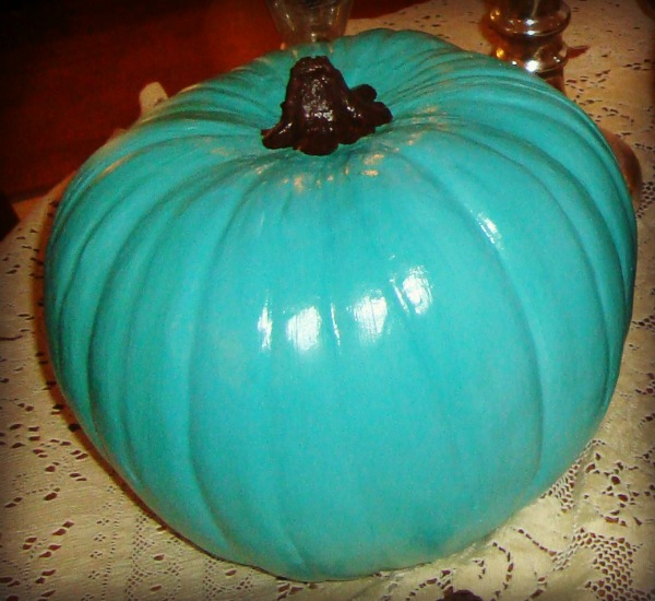 Painted Pumpkin