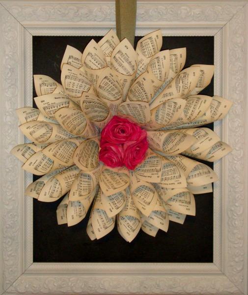 Wreath w-Roses