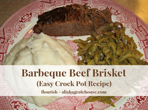 Barbeque Beef Brisket