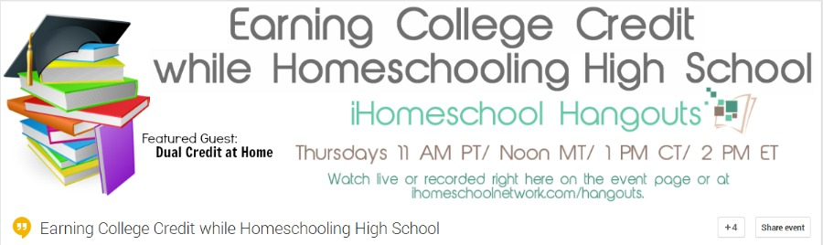 iHomeschool Hangouts