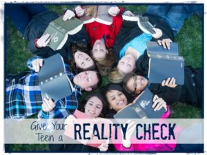 Give Your Teen a Reality Check