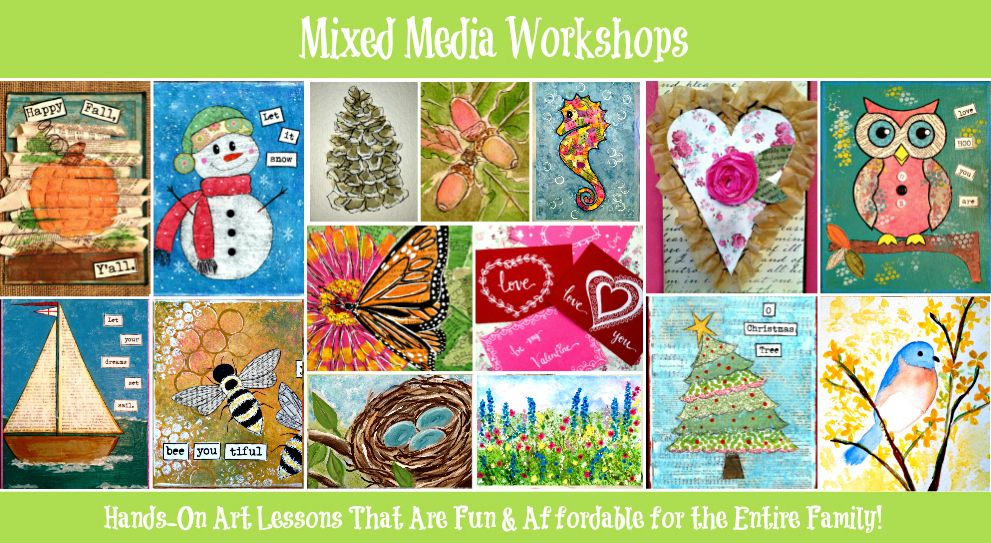 Mixed Media Workshops3