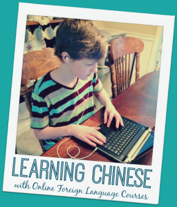 learning chinese with online foreign language courses