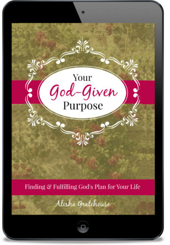 Your God-Given Purpose ipad