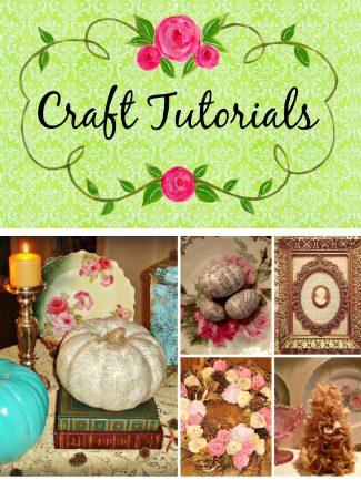 Craft Tutorials - new