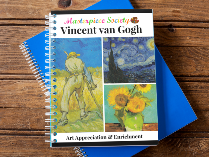 New Homeschool Art Appreciation Curriculum