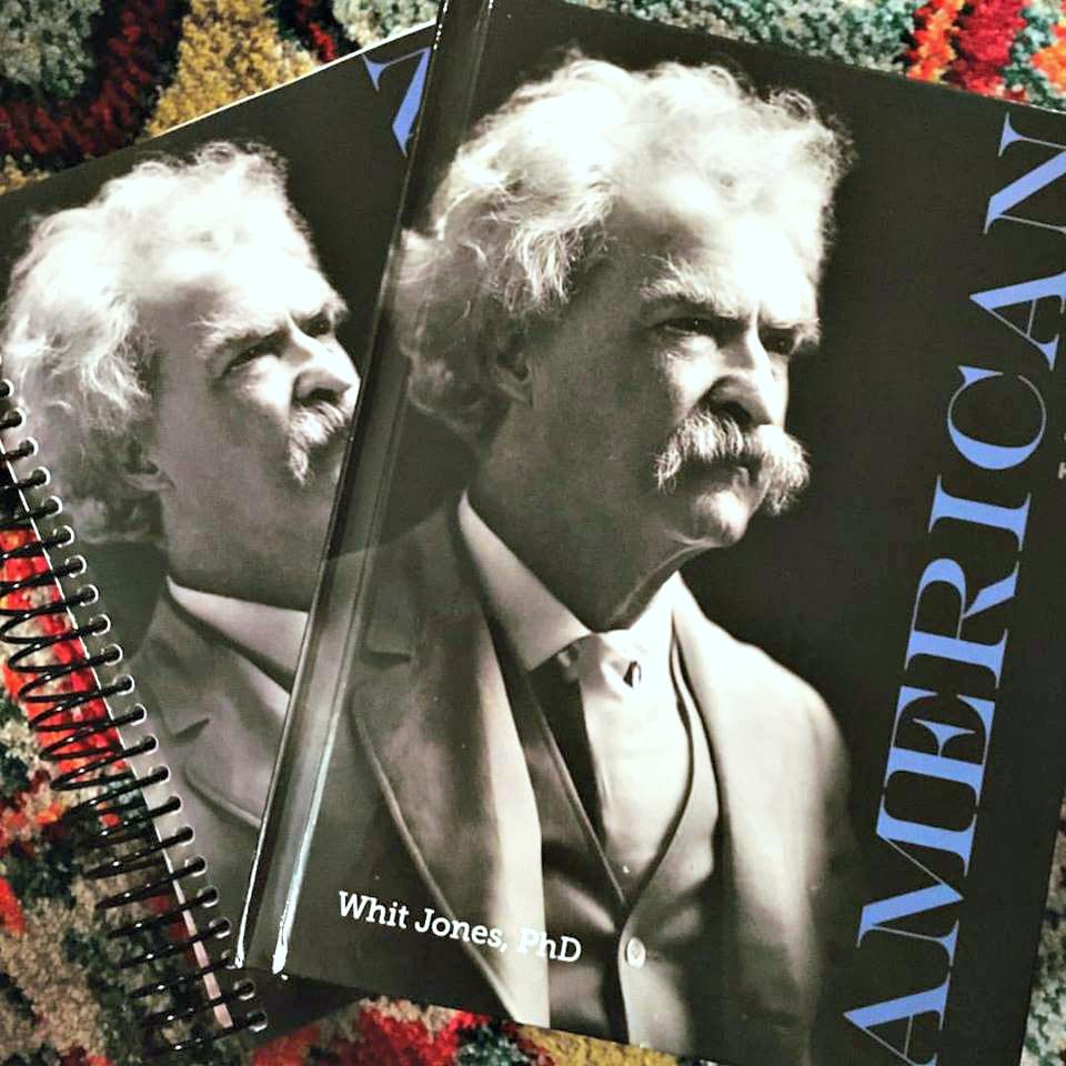 American Literature by Apologia