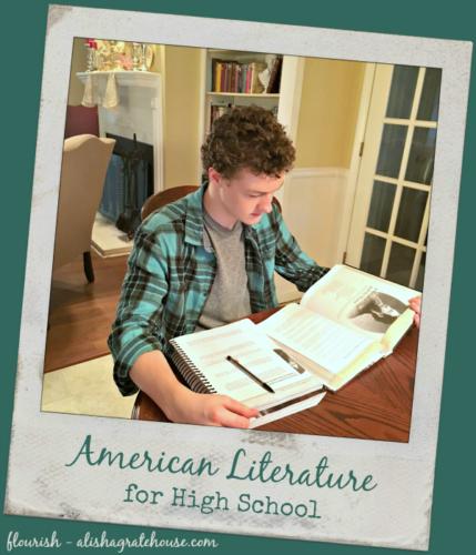 American Literature for High School