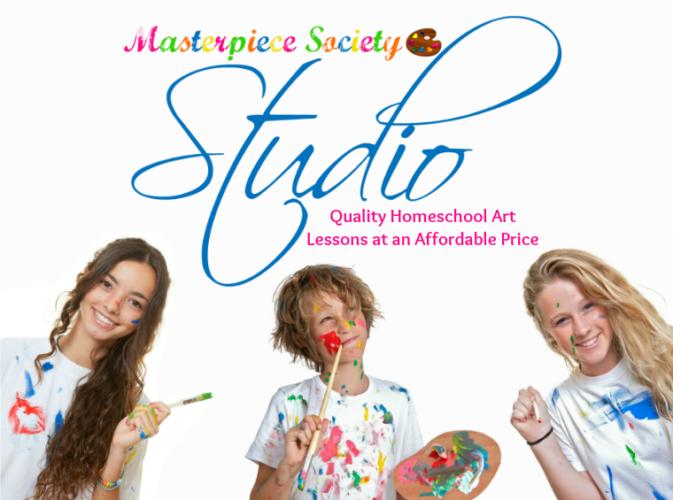 Homeschool Art Membership Site